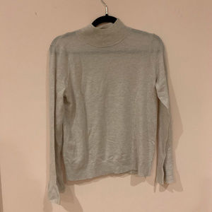 Joie Mock Neck Turtleneck